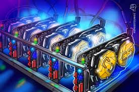 But arguably more important are the miners — individuals and organisations who form. Marathon And Riot Battle For The Title Of America S Biggest Bitcoin Miner