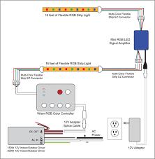 88light mini rgb led signal amplifier wiring diagrams mini rgb led signal amplifier wiring diagrams