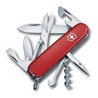 <b>Нож перочинный</b> Victorinox <b>Climber 91 мм</b> красный – выгодная ...