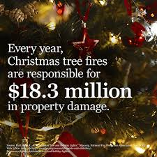 although christmas tree fires are not mon when they happen they are unusually more serious than other home fires the nfpa says one in 40 christmas