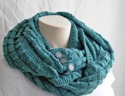 Free Infinity Scarf Knitting Pattern