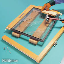 three ways to fix a broken or fogged up double paned window