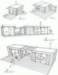 Small Picture Post Fad Prefab Retro Modern Cabins for Neo Rustic Living