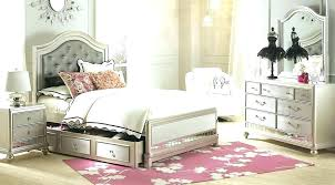 Childrens White Bedroom Furniture Modern Beautiful Girls Bedroom Set ...