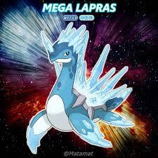 Mega Lapras | Pokémon species, Pokemon fusion art, Pokemon