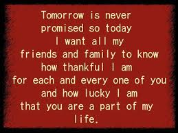 Thankful For Family Quotes Inspiration Thankful For Family And Friends Quotes Thankful For My Family And