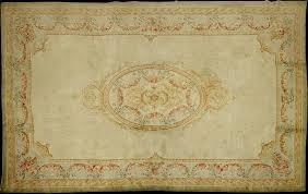 antique french savonnerie rug18 6 x 34 2 rug eu28088