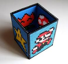 perler bead gaming world design swan perler bead gaming world