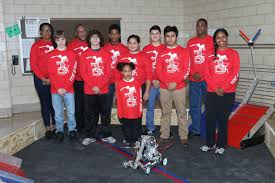 Students build, program robot for state competition   Local News ...