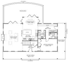 house plans with no hallways charm without floor design