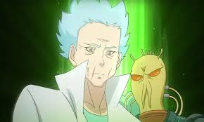'<b>Rick and</b> Morty' Is Imagined as a <b>Japanese Anime</b> in New Video