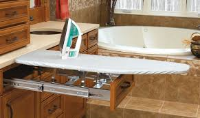 Fine Ironing Board Furniture Mount Saves Space At Home Throughout Perfect Ideas