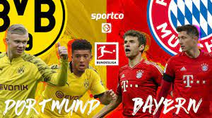 Bayern munich could only muster a draw on their opening. Borussia Dortmund Vs Bayern Munich Preview 7th November 2020