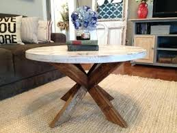 diy round coffee table diy square coffee table with storage