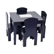 Kids Table Set with Center Cubby - Reservation Seating With : Target