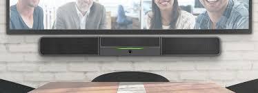 smart soundbar crestron electronics inc
