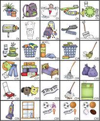 64 Chore Chart Clip Art Clipartlook