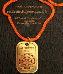 om yantra pendants karya siddhi maha laxmi mritunjay durga bisa hanuman ganesh