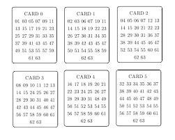 Binary Magic Card Trick Chalkdust