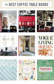 attractive small coffee table books applied to your house concept best coffee table books