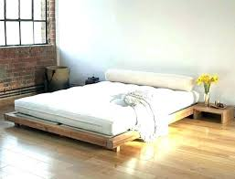 High Profile Bed Frame Raise Your Bed Profile Bed Frames King Low ...