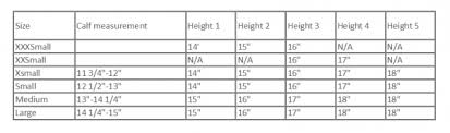 Spur Size Chart Spur Knob Rubber Cover Beval