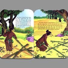 Sách Truyện cổ tích Việt Nam dành cho thiếu nhi - Cây Tre Trăm Đốt