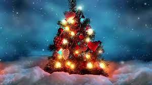 Christmas Tree Lights Live Wallpaper ...