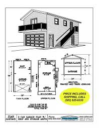 Beautiful 2 Car Garage Plans With Apartment Gallery - Decorating .