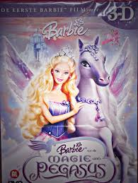 Barbie And The Magic Of Pegasus Wand Of Light Amazon Com Barbie And The Magic Of Pegasus Maggie Vad