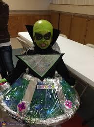 diy alien costume