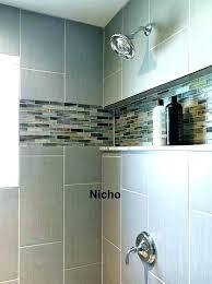 shower recessed shelf inset shower shelf shower inset shelves shower tile shelves install a shelf like shower recessed shelf