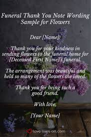 49 Best Funeral Thank You Cards Images On Pinterest Funeral