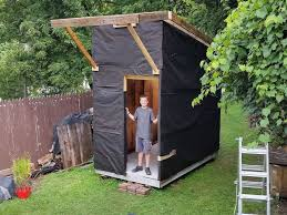 do it yourself tiny home plans fresh 13 year old builds 1 500 tiny house in