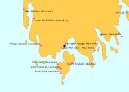 Barrington Passage Nova Scotia Tide Chart