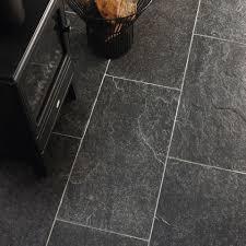 Large Floor Tiles For Kitchen Dark Grey Kitchen Floor Tiles Outofhome