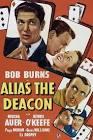 Christy Cabanne Alias the Deacon Movie