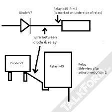 broken radiator fan alternative £1 fix air con heating mk3 diagram simple jpg