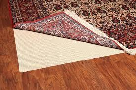 non slip rug pads for hardwood floors floor pad delightful on com non slip rug pads