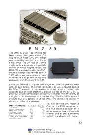 emg active pickup wiring diagram facbooik com Emg 81 89 Wiring Diagram emg 89 wiring diagram facbooik EMG HZ Pickup Wiring