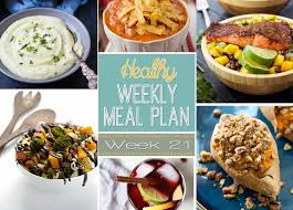 Autumn Dinner Menus Healthy Menu Plan Week 21 With Salt And Wit