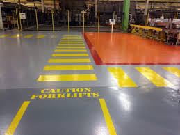 How Can Your Industrial Floor Support The Lean Visualization