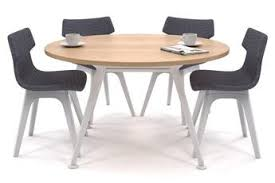 round office table. San Fran Round Meeting Table White Legs - JasonL Office Furniture
