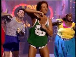richard simmons sweatin to the oldies 2. aside from a tendency to introduce \ richard simmons sweatin the oldies 2