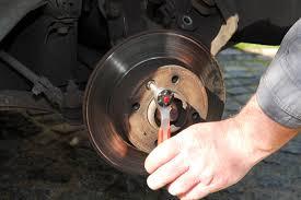 retirer etrier de frein enlever disque de frein