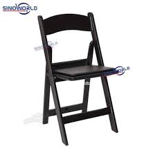 china resin folding chair