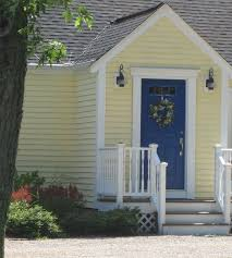 white front door blue house. Attractive White Front Door Yellow House With 36 Best Houses Images On Pinterest Blue