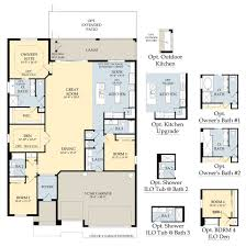 Cameron New Home Plan   Fort Myers  FL   Pulte Homes New Home    First Floor