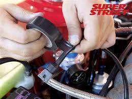 nissan 240sx sr20det fuel system suspension tech super 130 0609 03 z nissan 240sx sr20det taping wiring
