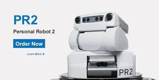 PR2 Robot kickoff